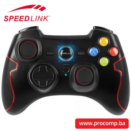 Gaming gamepad SPEEDLINK TORID wireless