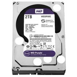 Hard disk WD Purple 2TB 3,5'' 5400rpm
