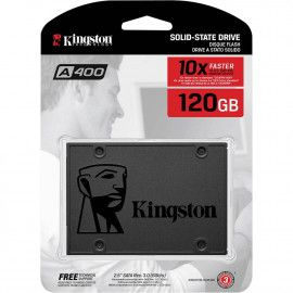 Kingston A400 SSD 120GB SATA3