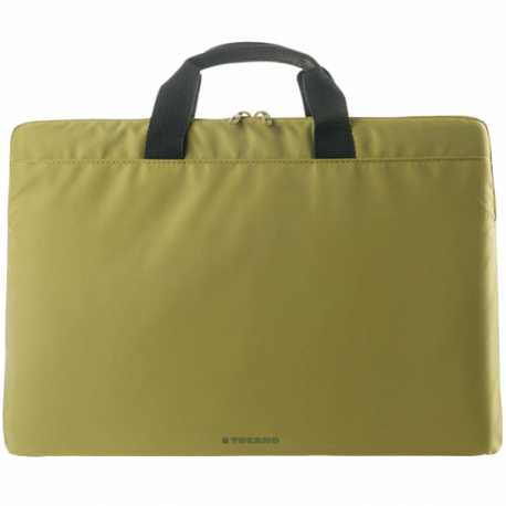 Tucano Minilux Sleeve for notebook 13.3inch and 14inch - Acid green