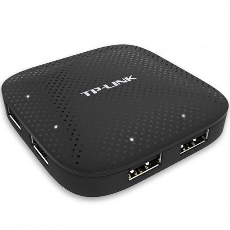 USB 3.0 4-Port Portable HubConnect up to 4 devices at a timeData transfer speed 10