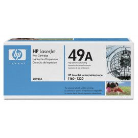 Toner HP 49A (Q5949A) Black