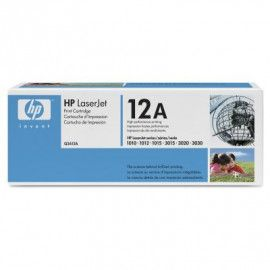 Toner HP 12A (Q2612A) Black
