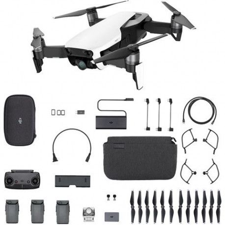 DJI MAVIC Air Fly More Combo Arctic White CP.PT.00000168.01