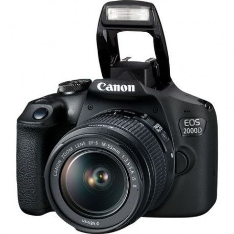 CANON DSLR fotoaparat 2000D EFS18-55IS