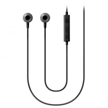 SAMSUNG In-ear Headphones with Remote (3 buttons remote controller (with MIC) Impedance : 32 Ohm