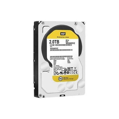 WD 2TB Gold