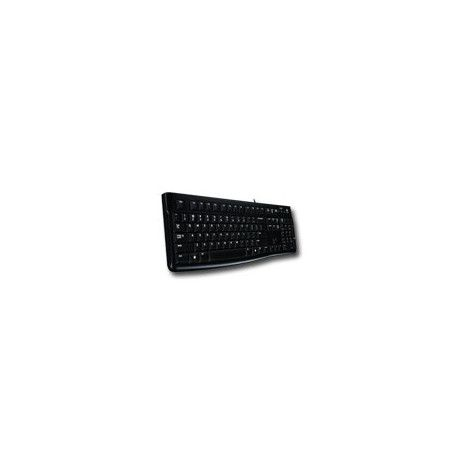 LOGITECH Corded Keyboard K120 - Business EMEA - Slovenian layout - BLACK