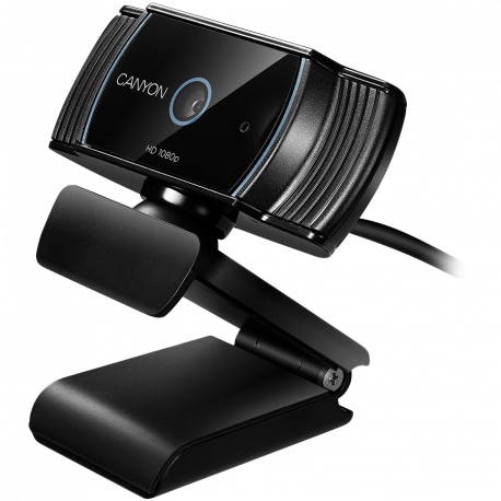 1080P full HD 2.0Mega auto focus webcam with USB2.0 connector 360 degree rotary view scope