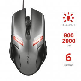 Ziva Gaming Mouse