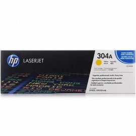 Toner HP 304A (CC532A) Yellow