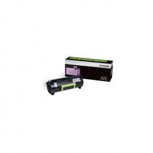 Toner Lexmark 60F5000 Black