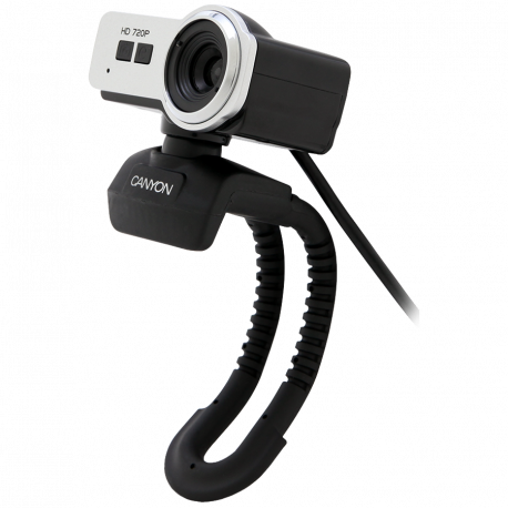 CANYON 720P HD webcam with USB2.0. connector 360° rotary view scope 1.0Mega pixels Resolution 1280*720