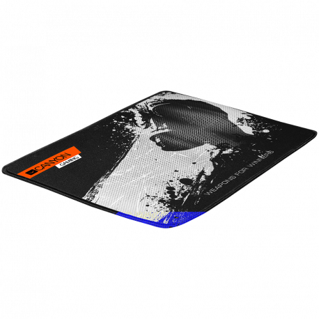 CANYON Gaming Mouse Pad 350X250X3mm 0.16kg Black