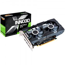 Inno3D Nvidia GeForce GTX 1650 X2 OC 4GB GDDR5 128 bit HDMI 2x DP