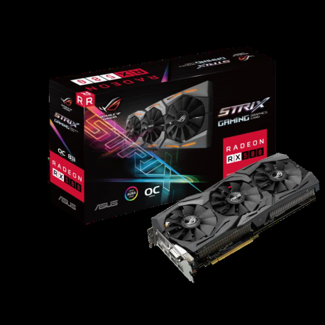 ASUS ROG-STRIX-RX580-O8GGAMING
