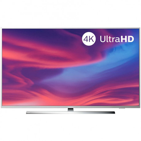 "PHILIPS TV LED 43"" (108 cm) 4K UHD Android TV 3840x2160p Ambilight 3-side Quad Core"