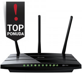 Router TP-Link Archer C7 AC1750 Dual Band Wireless AC 4 x 10/100/1000Mbps LAN Gigabit Ports