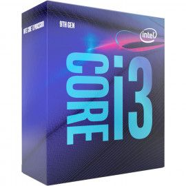 Procesor Intel Core i3-9100