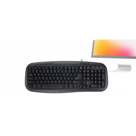 Smart Multimedia Keyboard KB-