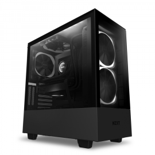 NZXT CASE H510 ELITE BLACK