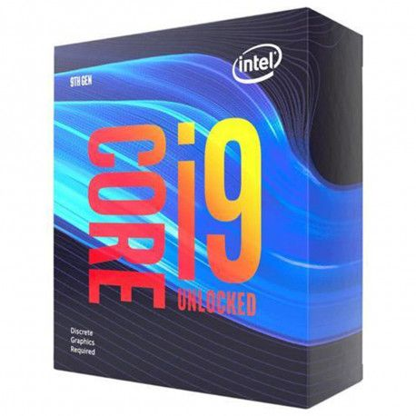 Procesor Intel Core i9-9900KF (3.6GHz 16MB LGA1151) box