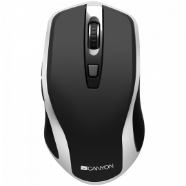 2.4GHz Wireless Rechargeable Mouse with Pixart sensor 6keys Silent switch for right/left keysDPI: 800/1200/1600 Max.
