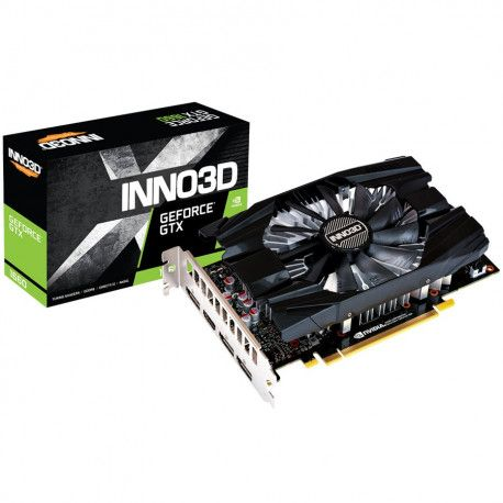 Inno3D Video Card GeForce GTX 1660 Compact