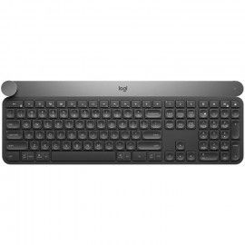 LOGITECH Wireless Keyboard CRAFT with creative input dial - BT - INTNL - US International