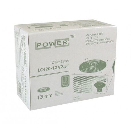 LC-Power PSU 420W 120mm