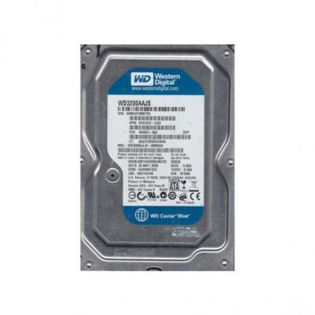 WD HDD 320GB SATA2 8MB Pull