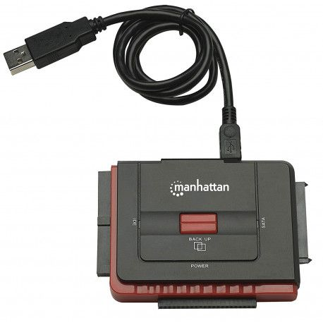 MH Hi-Speed USB to SATA/IDE Adapter, 179195