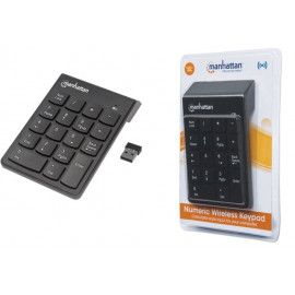 MH Wireless Keypad, Asynchronous, USB