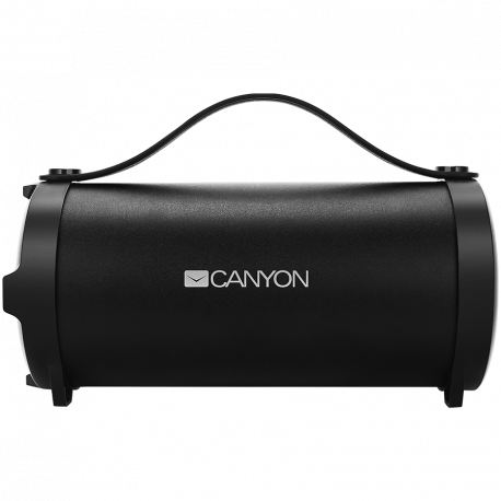 Canyon Bluetooth Speaker BT V4.2 Jieli AC6905A TF card support 3.5mm AUX micro-USB port 1500mAh