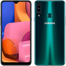 Mobitel Samsung A20S Dual 32GB 3GB Green
