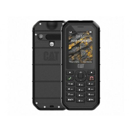 Mobitel Caterpillar B26 Dual Black