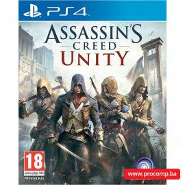 PS4 Assassin's Creed: Unity Standard Edition