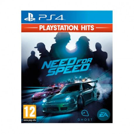 Need for Speed Hits PS4