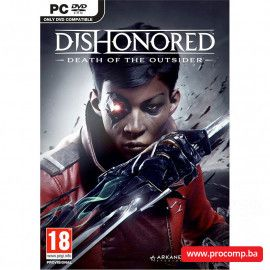 PC Dishonored: Death of The Outsider