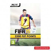PC FIFA 17 2200 FIFA FUT POINTS CIAB (Code In a Box)