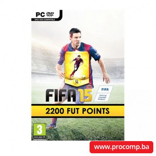 FIFA 17 2200 FIFA FUT POINTS CIAB (Code In a Box) PC