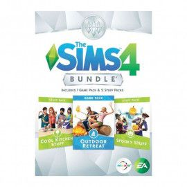 PC Sims 4 Bundle Pack 2