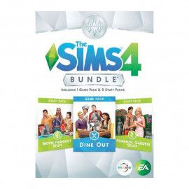 PC Sims 4 Bundle Pack 3
