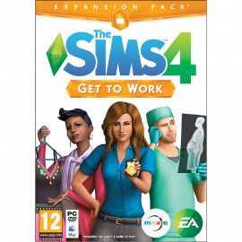 PC Sims 4 Get To Work