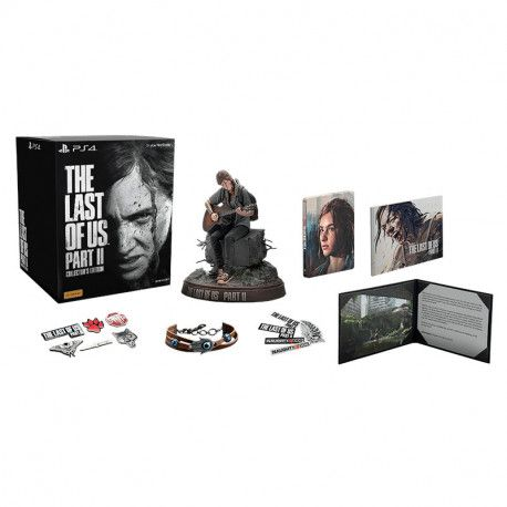 The Last of Us 2 Collectors Edition PS4