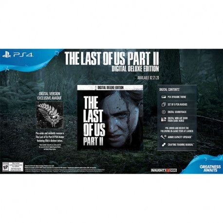 The Last of Us 2 Special Edition PS4
