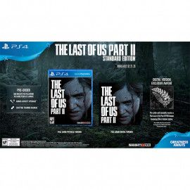 PS4 The Last of Us 2 Standard Edition