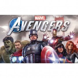 PC Marvel's Avengers Standard Edition