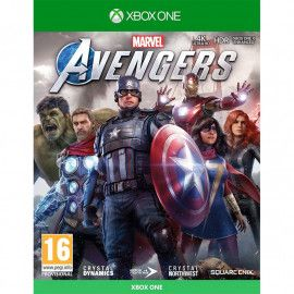 Xbox One Marvel's Avengers Standard Edition