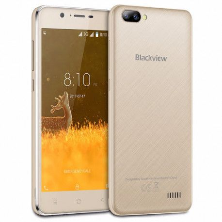 Mobitel Blackview A7 Pro Gold